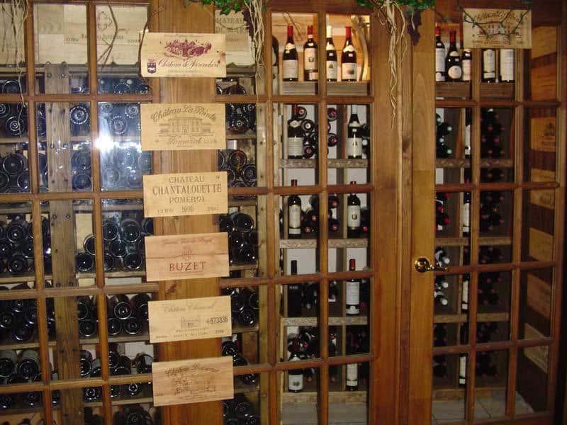 cartes des vins